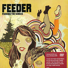FEEDER, Push the Senses, Excellent Import, Limited Edition