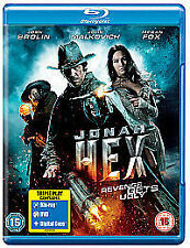 Jonah Hex (Blu-ray and DVD Combo, 2010, 2-Disc Set)