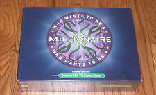 Millionaire Game Who Wants To Be A Based On Smash Hit TV Show On ABC New Sealed
