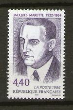 TIMBRE 3015 NEUF XX LUXE - JACQUES MARETTE HOMME POLITIQUE ( 1922-1984)