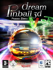 Dream Pinball 3D - Premium Edition - USK 0 - PC / MAC - NEU & OVP