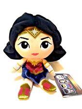 "Funko DC Hero Plush Wonder Woman 8"" Action Figure Toy Plushies Gift DC Comics"