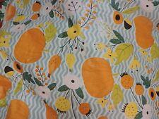 Vintage flannel back tablecloth Halloween Harvest Pumpkin Gourds 52 x 68 PERFECT