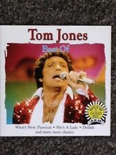 Best of Tom Jones, BCI Eclipse, 2002, Cat. No. 40300-2, ARM Hall of Fame