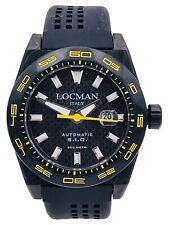 Orologio Locman Stealth Carbonio 300m 216Ok/975 Automatico Scontatissimo Nuovo