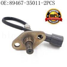 2pcs Oxygen O2 Air Fuel Sensor Fits Toyota Tundra Tacoma 3.4L 89467-35011