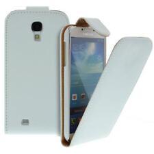 para Samsung Galaxy S4/i9500 móvil Funda con tapa Funda Blanco Bolsa