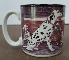 EC Dalmatian Dog/Puppy Coffee Cup *Beautiful Surround Graphics *DOG LOVERS CUP!!