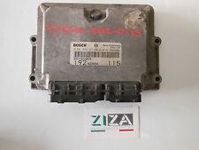 Centralina Motore ECU Bosch Fiat Stilo 1.9 Diesel 0281010337 55185364