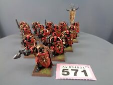 Warhammer Age of Sigmar Warriors of Chaos Khorne 571
