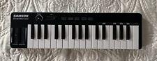 SAMSON Graphite M32 USB Mini Keyboard Controller Home Studio Music Production