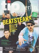 TIP   Magazin für BERLIN - BEATSTEAKS - 7 / 2015