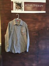 Roca Wear Gray Men's Shirt XL