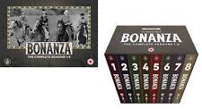 BONANZA 1-8 (1959-1967): NEW Official Digitalized TV Season Series R2 DVD not US