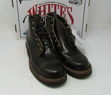 "Whites Boots, 2332 Semi dress. Brown Cordovan, 8 D, 5.5"".Lined, Composition sole"