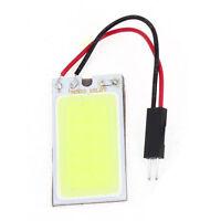 Auto Super Bright DTite LED Light Bulb Panel + T10 Festoon Adapters AD
