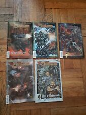 Warhammer Monthly #33 34 36 40 48 50 52 & 53 Issues