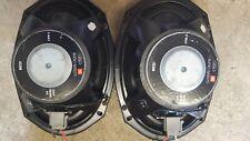JBL  ford / lincoln / mercury - vintage 6x9 3 way speakers nice pair work well