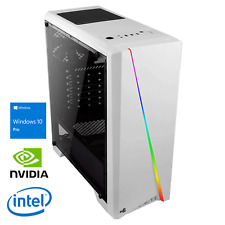 Mega i7 Gaming-PC Computer - i7 950 - GTX 1050Ti - 8GB DDR3 - Win10 - 1TB