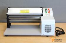 145dough Sheeter Fondant Pizza Roller Tortilla Pasta Maker Machine Electric