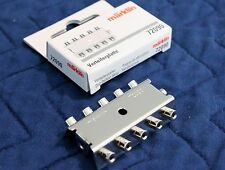Märklin 72090 Distribution Strip for New Style Marklin Plugs, Ships fast from US