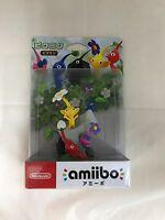 Nintendo Amiibo  Pikmin Japan Import
