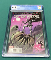 Star Wars Comic Captain Phasma 2 Variant Edition CGC 9.8