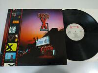 "RACER X Second Heat ROADRUNNER 1987 Paul Gilbert - LP vinyl 12 "" VG/VG - 2T"