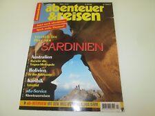 Abenteuer & Reisen - März 03 / 1997 - Sardinien, Australien, Bolivien, Karibik