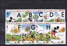Serie Disney postfris MNH Mali: Mickey Pluto (dis159)