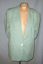 Vintage Koret Blazer Size 18 Timeless – 50s, 60s, 70s  Full Lined Fake Pockets A