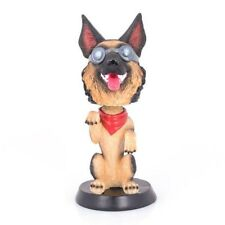 "Fallout 3 4 Dogmeat 7"" Bobblehead Polyresin Dog Figure Statue NIB Bethesda"