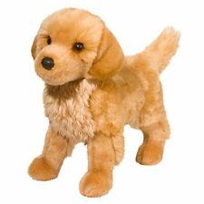 Douglas King GOLDEN RETRIEVER Dog Plush Toy Stuffed Animal NEW