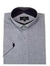 Camisas y polos de hombre gris color principal gris, talla 40