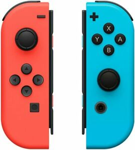 Joy Con Controller Compatible With Nintendo Switch Dual Vibration Gyro Motion