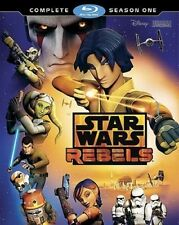 Star Wars Rebels: Complete Season One [New Blu-ray] 2 Pack, Dubbed, Subtitled