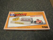 TYCO US1 ELECTRIC TRUCKING #3430 FREIGHT TERMINAL, RARE TYCO ACCESSORY!!