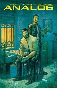 Analog #10 Image Comics