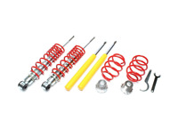 AUDI 80 (TYP B4)  ! ADJUSTABLE COILOVER SUSPENSION KIT (front inserts)