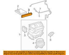 TOYOTA OEM Blower Motor Fan-Case 8854842020