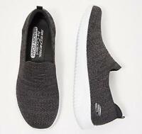Skechers Womens Ultra Flex Flat Knit Slip-On Shoes-Harmonious $62.5 TINI {&}