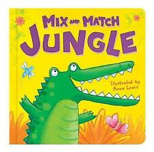 Jungle by Little Tiger Press Group (Board book, 2012)