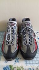 Men's Nike Air Max 95 Grey /Red Trainers Size UK 9 EU 44 VGC