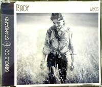 CD SINGLE BIRDY WINGS SLIM JEWEL CASE RARE COLLECTOR COMME NEUF 2013