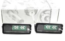 VW Original LED Kennzeichenleuchten Golf 5 6 GTI Polo 6R Sharan Passat3C Eos R20