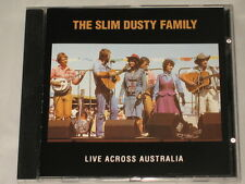 THE SLIM DUSTY FAMILY - CD - LIVE ACROSS AUSTRLIA