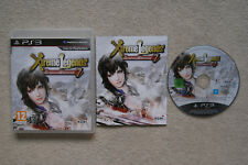 Dynasty Warriors 7 Xtreme Legends PS3 Game -1st Class FREE UK POSTAGE