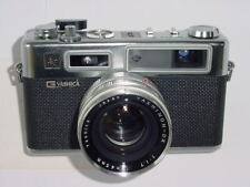 YASHICA ELECTRO 35 35mm Film Rangefinder Camera w/ 45mm F/1.7 Lens - almost mint