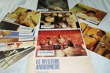 LE MYSTERE ANDROMEDE ! m Crichton jeu 12 photos cinema lobby cards fantastique