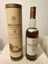 Macallan 1985 15 Years Sherry Oak  0,7 l